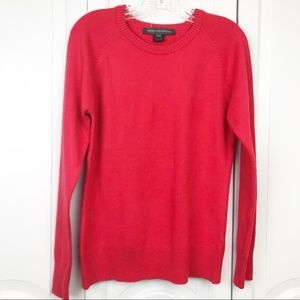 French Connection crewneck sweater women's large
